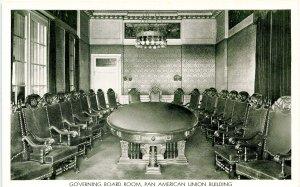 DC - Washington. Pan American Union Bldg, Governing Board Room