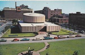 Brewery & Dow Planetarium , MONTREAL , Quebec , Canada , 50-60s