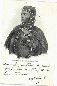 CPA AK Senegal-Mauresque-Sénégal et Haut Sénégal (235433)