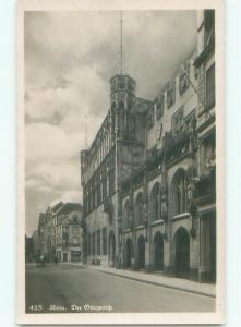 old rppc NICE VIEW Cologne - Koln Germany i2983