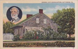 General Lees Headquarters Gettysburg Pennsylvania