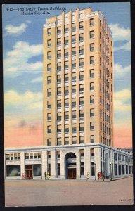 Alabama HUNTSVILLE The Daily Times Building - LINEN
