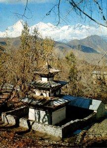 Nepal Muktinah Temple Trekker's Paradise