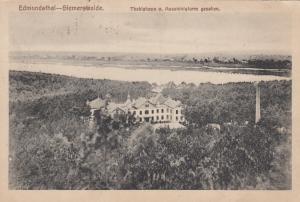 GEESTHACT, Germany, 00-10s; Edmundsthal-Siemerswalde, Theklahaus v. Aussichtstur