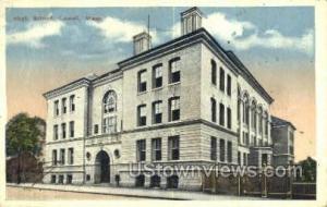 High School, Lowell Lowell MA 1920