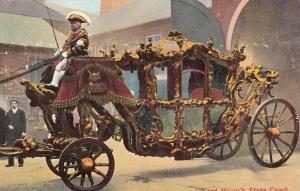 Royalty Lord Mayor of London's State Coach