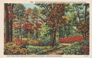 Arboretum and Wildlife Refuge - University of Wisconsin at Madison - Linen