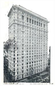 New York City   Empire Building