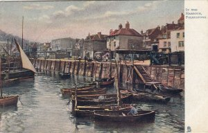 FOLKESTONE, England, 1900-10s; In The Harbour ; TUCK 1471