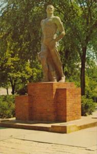 Spartan Statue Michigan State University East Lansing Michigan