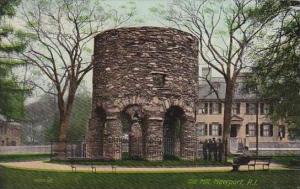 Rhode Island Newport Old Mill