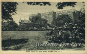 Bay Side Park Jersey City NJ Unused