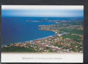 Australia Postcard - Aerial View of Yeppoon, Central Queensland  RR4256