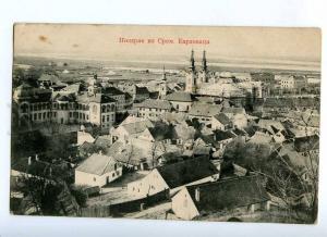 191599 CROATIA Greetings from Karlovac Vintage postcard