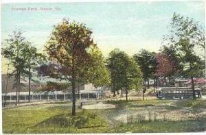 Crumps Park, Macon, Georgia, 00-10s