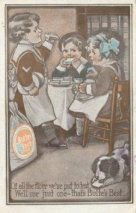 ADV; 1911; BULTE'S BEST Flour # 5