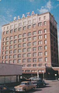 Plaza Hotel , LAREDO , Texas , 50-60s