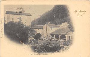 Le Moulin Mill Liverdun Meurthe-et-Moselle France 1902 postcard