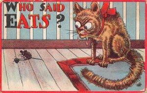 Cat Cats, Kitten Unused