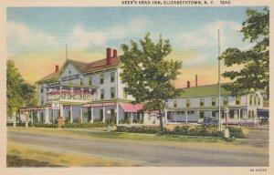 ELIZABETHTOWN , New York , 1930-40s ; Deer's Head Inn