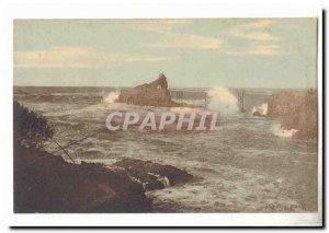 Biarritz Old Postcard