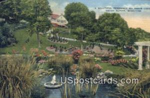 Residence on Reeds Lake Grand Rapids MI 1941