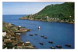Fishing Boats, Fort Amherst St John's Newfoundland, Tooton's Ltd
