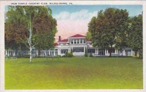 Pennsylvania Wilkes Barre Irem Temple Country Club