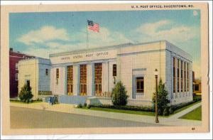 Post Office, Hagerstown MD