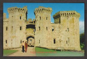 Raglan Castle In Raglan, Wales - Unused