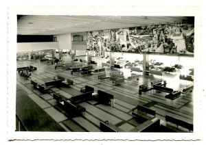 Canada - New Foundland, Gander Int'l Airport. Passenger Terminal  *RPPC