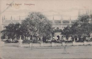 Trimulgherry Church Of England India Postcard