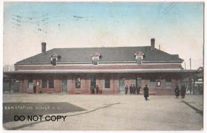 B & M Station, Dover NH