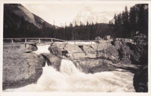 RP: Natural Bridge , FIELD , B.C. , Canada , 20-40s : Byron Harmon 861