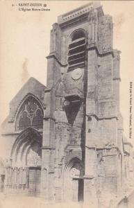 L'Eglise Notre-Dame, Saint-Dizier (Haute-Marne), France, 1900-1910s