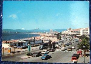 France Cote d'Azur Frejus-Plage - posted 1986
