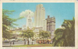 Conjunto de Edificios Praca do Correio Sao Paulo Brasil