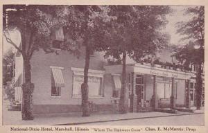 Illinois Marshall National-Dixie Hotel