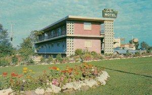 DRYDEN , Ontario, 1950-60s ; Lenver Motel & Inn