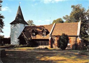 Saxon Parish Church of St. Andrea Greensted Ongar Essex