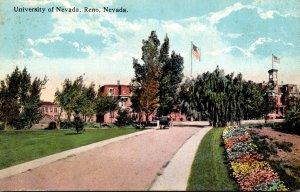 Nevada Reno University Of Nevada Curteich