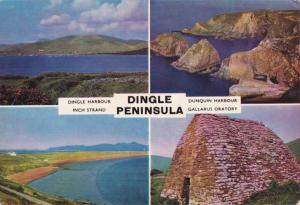 Dingle Peninsula Multiview County Kerry, Ireland pm 1971