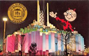 12148  New York World's Fair, 1964-1965 Tower Of Light