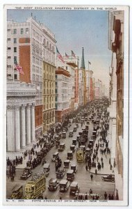 Fifth Avenue At 34th Street, New York