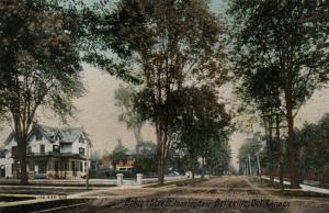 BELLEVILLE, Ontario , 1910 ; Bridge Street Looking East , #4