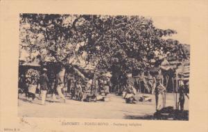 DAHOMEY , PORTO-NOVO , Faubeurg indigene , 00-10s