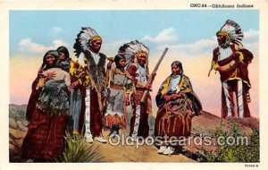 Oklahoma Indians Unused