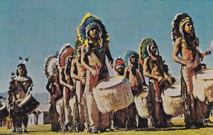 ARIZONA, 1940-1960's; Lead Drummers In The St. John Drum And Bugle Corps