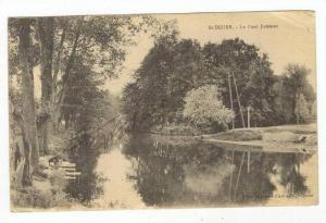 Le Pont Jumeret, Saint Dizier, Haute Marne, France, 1900-1910s