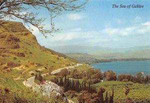 Israel The Sea of Galilee near Magdala, Le Lac de Tiberiade pres de Magdala